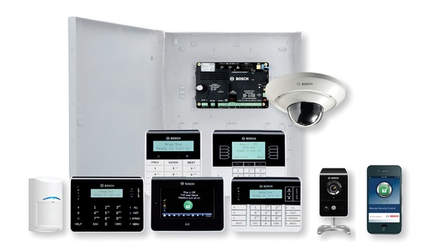 Bosch expands B Series Intrusion Control Panel family with more options for integration