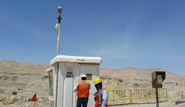Bosch Cameras Secure Open Pit Copper Mine In Atacama Desert, Chile