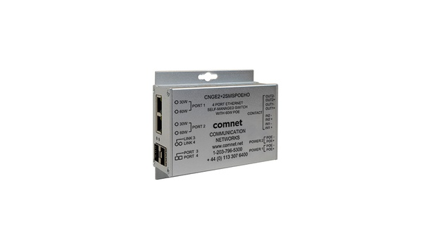 ComNet Introduces Port Guardian Physical Port Lockout