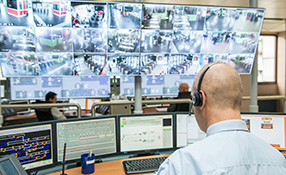 Reactive to proactive - central command centres transform security capabilities for organisations