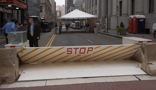 Delta Scientific Portable Vehicle Barriers To Protect Upcoming Presidential Inauguration Against Terrorist Attacks
