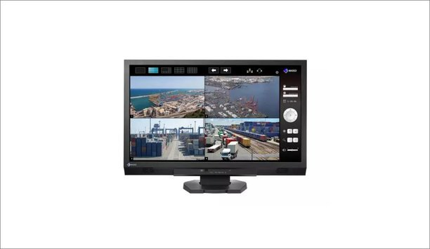 eizo surveillance monitors added to eet europarts portfolio