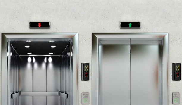 Matrix enhances security with COSEC elevator based access control using biometric or RFID card credential
