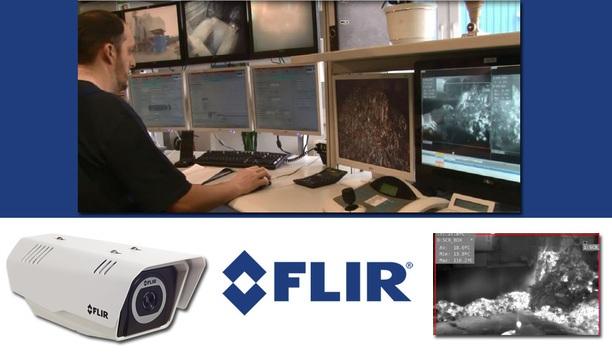 FLIR Cameras With Early Fire Detection Reassure TAV Ludwigslust Waste Plant Operators