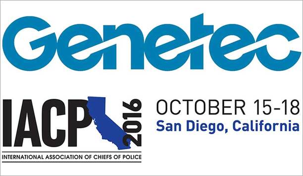 Genetec To Showcase Genetec Clearance Case Management System At IACP Conference 2016