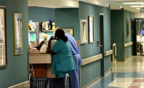 Access Control Evolution Allows Multiple Options For Healthcare Security