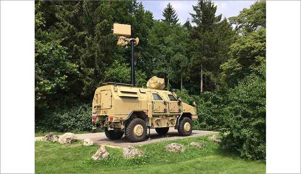 HENSOLDT receives record order for Spexer 2000 ground surveillance radar from MENA region