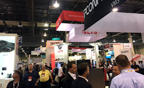 ISC West 2016: Physical Security Industry Focuses On Incorporating Audio, Video And Other Safeguards In An Integrated Approach