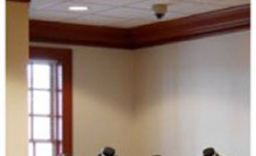 Regent University Surveillance System Boasts JVC Network Video Recorders And Video Networks Cameras