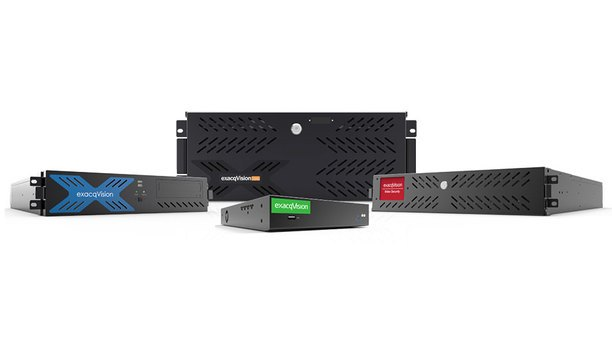 Johnson Controls Introduces Hardware Updates To Existing Line Of exacqVision Network Video Recorders