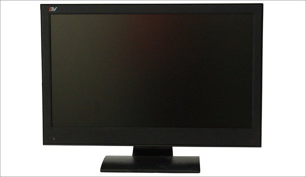 LTV provides LTV-MCL-2413 24-inch display for demanding video surveillance systems