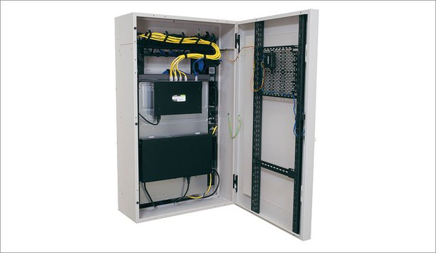 Middle Atlantic Products Introduces VWM Series Vertical Wall Cabinet For Security And AV Applications