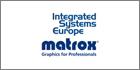 Matrox to display its Mura MPX video wall controller boards and Maevex H.264 encoders/decoders at ISE 2014