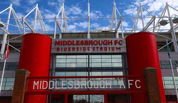 ievo Fingerprint Readers Boost Security At Middlesbrough FC's Riverside Stadium