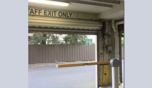 Nedap UPASS Secures Staff Car Park At The Alfred Hospital, Australia