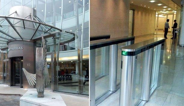 Nedap AEOS Security Management Platform secures BNP Paribas bank