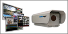 OnSSI's IP software integrates with SightLogix's surveillance cameras