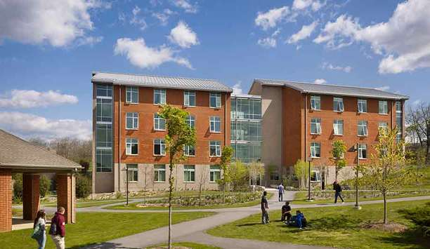 Tyco's security technology protects and manages access and video at Pennsylvania State University