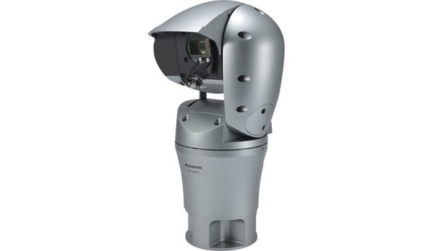 Panasonic Aero PTZ security camera for tough weather conditions and mission critical applications