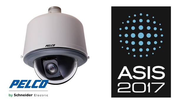 Pelco Will Showcase Spectra Network PTZ Cameras At ASIS 2017