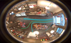 Video Analytics: Prism Skylabs Envision IP Cameras As Sensors To Expand Their Role In Retail