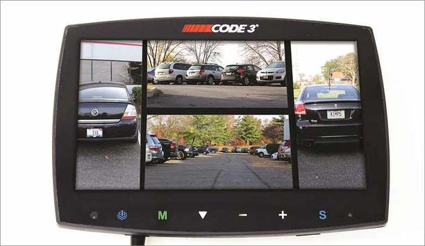 Code 3 Launches Quad Monitor Designed For Vehicle Mounting