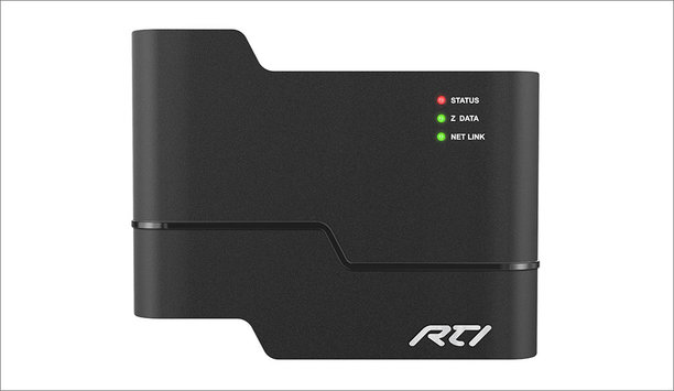 RTI Now Shipping All-New Z-Wave Control And Lighting Solutions