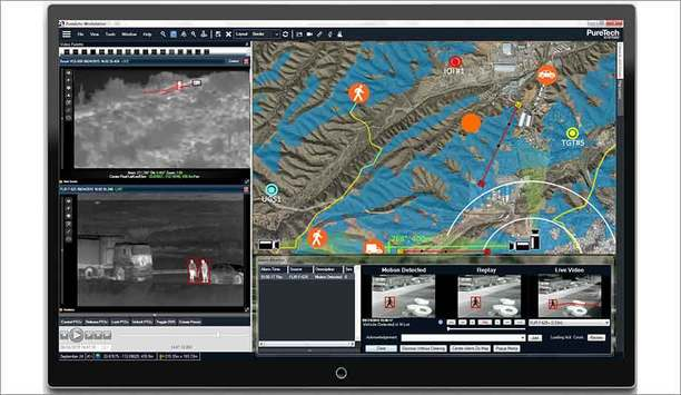 """General Dynamics' RVSS designed with PureTech Systems' Geospatial VMS achieves """"Full Operating Capability"""" designation on southern U.S. Border"""