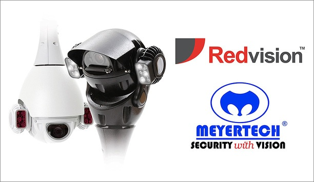 Redvision RV30 PTZ cameras now integrate with Meyertech Fusion Eclipse VMS