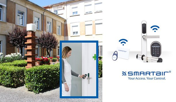 SMARTair™ Advanced Wireless Access Control Utilized By The Casa De La Misericordia Care Home In Pamplona