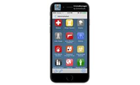 SchoolDude Crisis Management App for emergency school situations