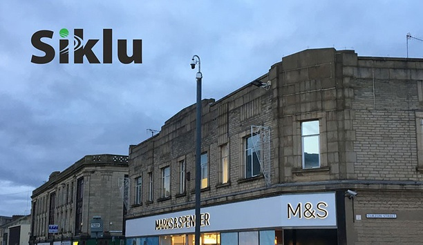 Siklu's Etherhaul MmWave Radios Enhance Surveillance Network For Burnley Town Centre