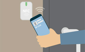 """""""Phoning In:"""" Smart Phones Using NFC Can Replace Cards"""