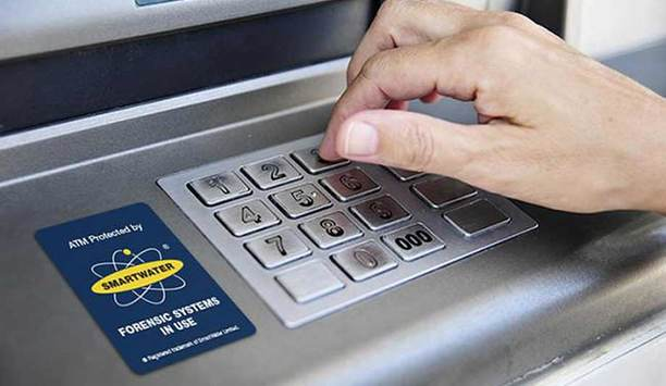 "SmartWater's ""Splashing The Cash"" Forensic Dispersal Technology To Curb ATM Crime, Marking Criminal And Stolen Cash"