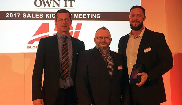 Visonic, Tyco Security Products division wins 2016 ADI Global Distribution Supplier of the Year award