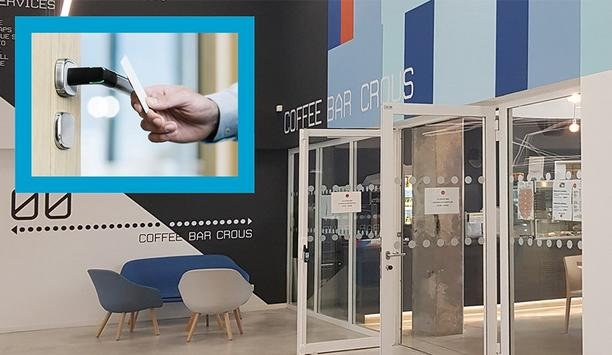 Luminy campus upgrades to real-time access control with integrated Aperio locking solution