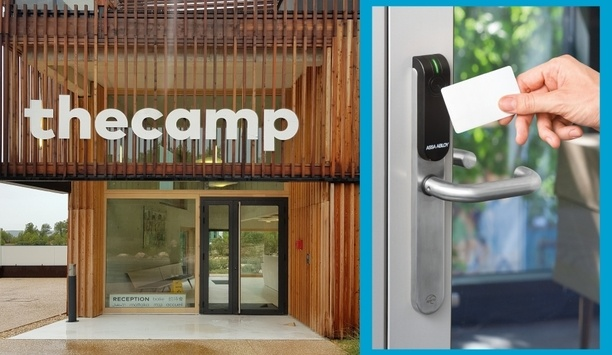 ASSA ABLOY Aperio installs real-time access management and devices at The Camp