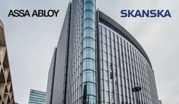 ASSA ABLOY UK Specification Provides Security Solutions To One New Street Square, London