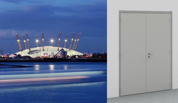 ABLOY UK's Hillsborough BR4 ballistic doors secure London's O2 Arena