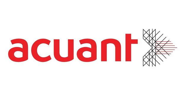 Acuant Launches FaceID Biometric Facial Recognition For Identity Verification