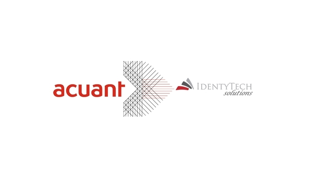 Acuant partners with iDentyTech to enhance identity authentication solutions