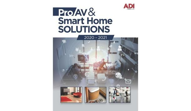 ADI Global Launches Pro AV And Smart Home Solutions Catalog To Help Dealers With Finding Products