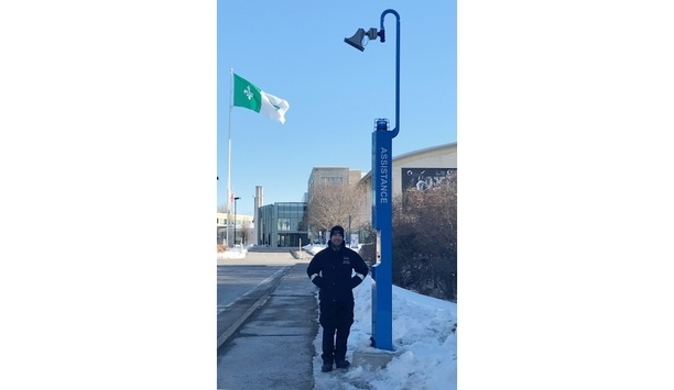 Aiphone IX series 2 video Intercoms deployed by French-language college to improves security