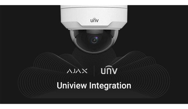 Ajax Systems Explain Steps For Connecting Uniview Cameras To Ajax DVRs