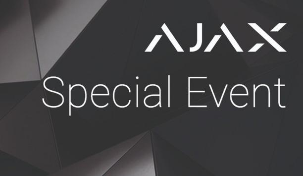 Ajax Special Event 2021 Offers A Safe Virtual Platform For Attendees To Discover New Security Masterpieces