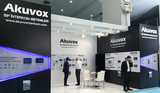 Akuvox enjoys the spotlight at security trade shows with cloud intercom, smart home and AI