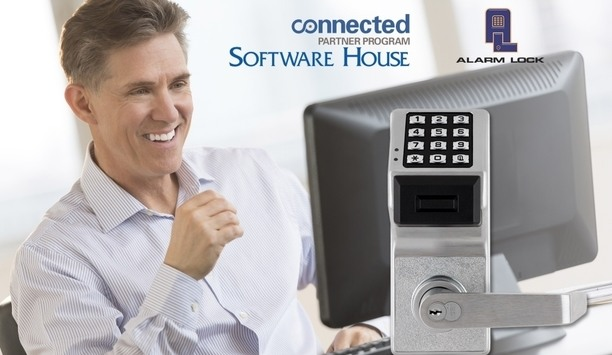Alarm Lock announces integration of Trilogy Networx wireless locks and Software House platform