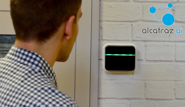 Alcatraz AI's facial authentication enables frictionless access control