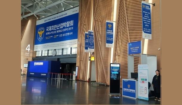 Alchera Inc. Exhibits High-Tech Facial Recognition Solution At Korea Police World Expo 2019
