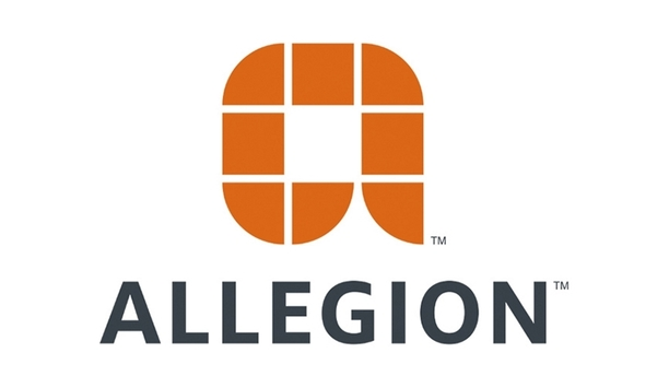 Allegion To Exhibit Access Control And IP Security Solutions At ISC West 2019